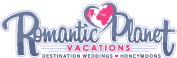 Romantic Planet vacations logo